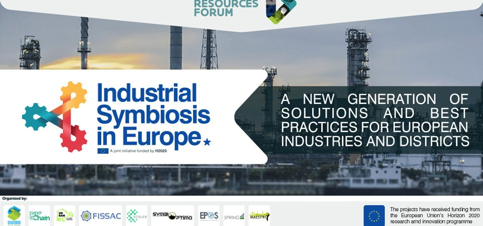 Sharebox platform at 'Industrial Symbiosis in Europe'