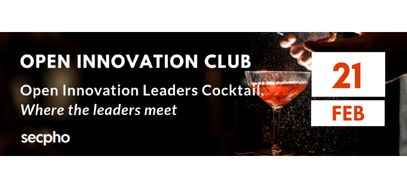 IRIS at 'Open Innovation Leaders Cocktail' – SECPHO