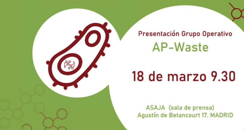 IRIS invites you to the AP-Waste project presentation on 18th March