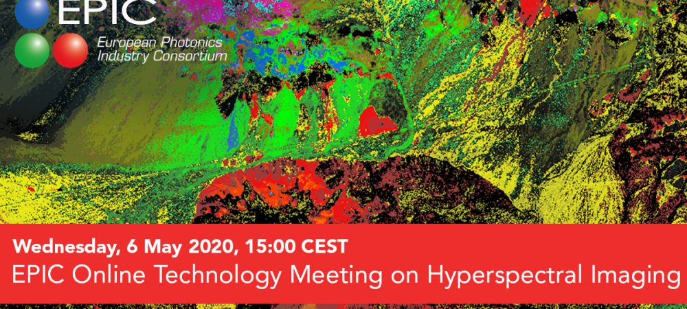 Online Technology Meeting on Hyperspectral Imaging